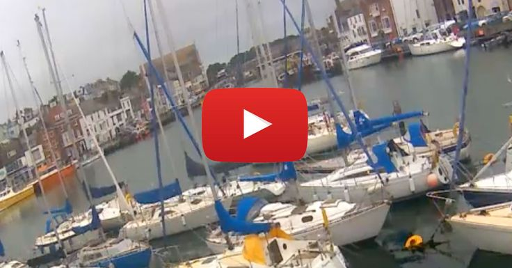 Weymouth Old Harbour Live Webcam - Love Weymouth Guide to What's On & Where to Stay in Weymouth Dorset