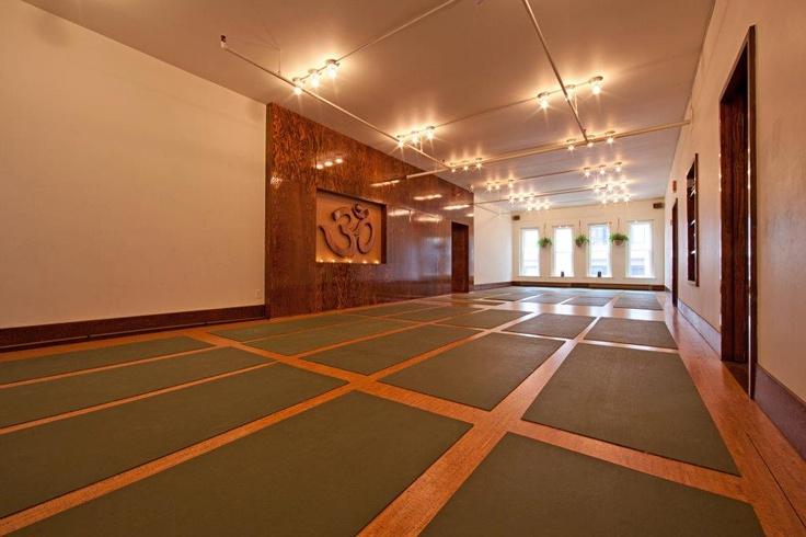 Front Yoga Room, Spacious, beautiful. Yoga mats FREE! Photo by Dave Hamilton