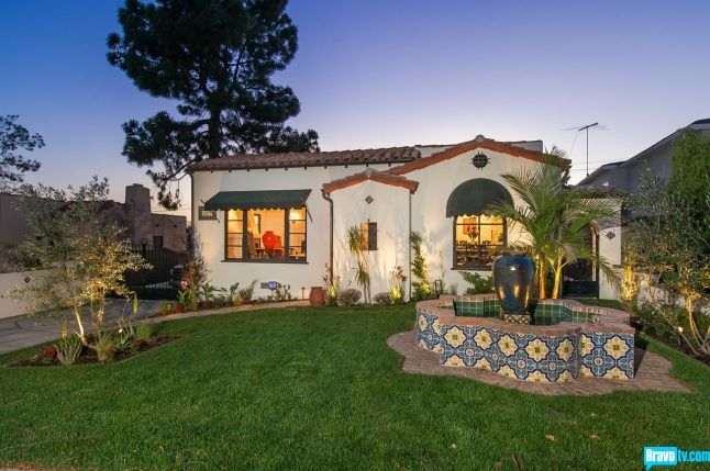 Who needs to travel when a trip to Spain is right in your own front yard in this renovated listing from Million Dollar Listing Los Angeles?