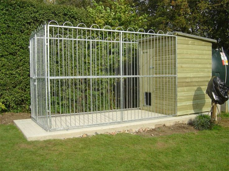 nice kennel design dog kennel designskennel ideasdog - Dog Kennel Design Ideas