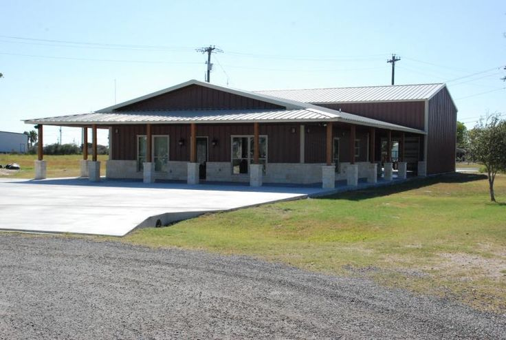 steel building homes | Home for sale in Port O'Connor see spec home page for more details.
