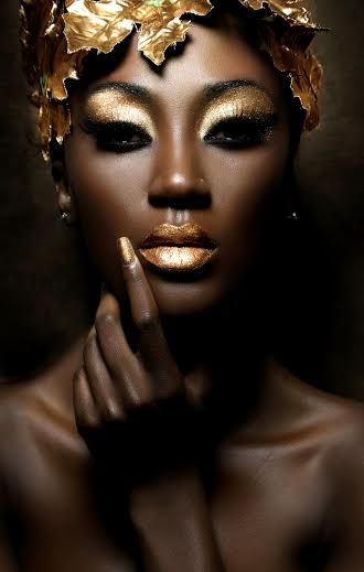 darkskinnedblackbeauty:  Oscar Picazo Photography