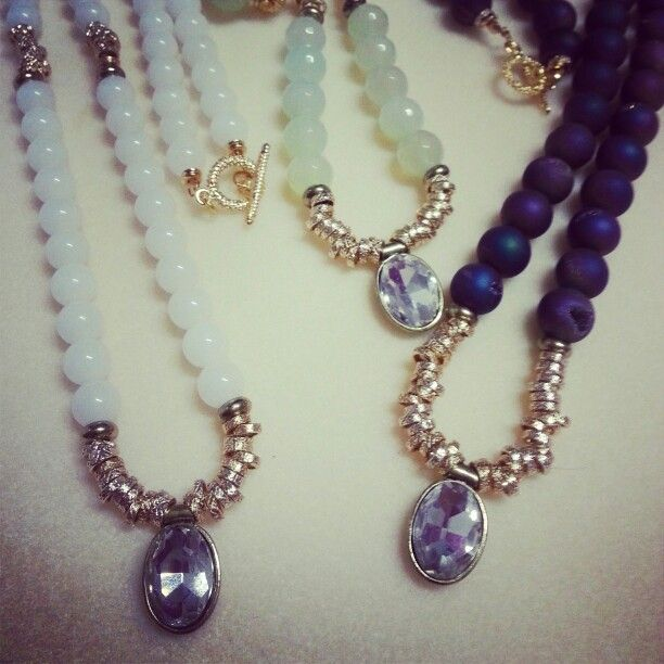 Un trio bijoux