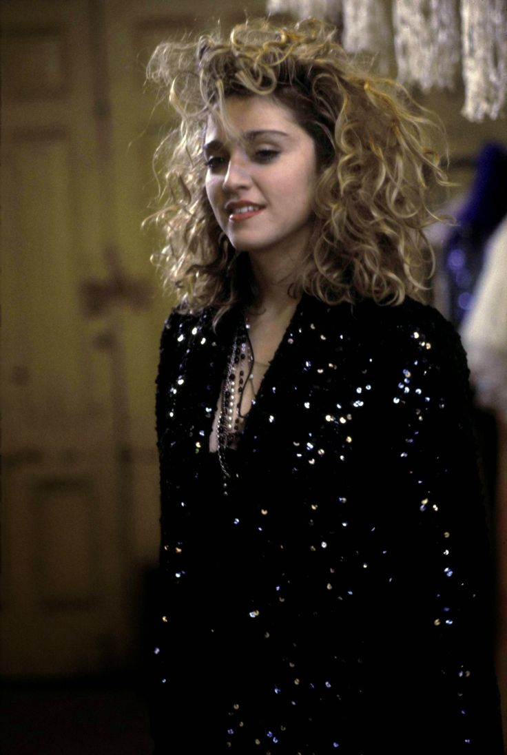 Madonna as Susan in Desperately Seeking Susan 1985.