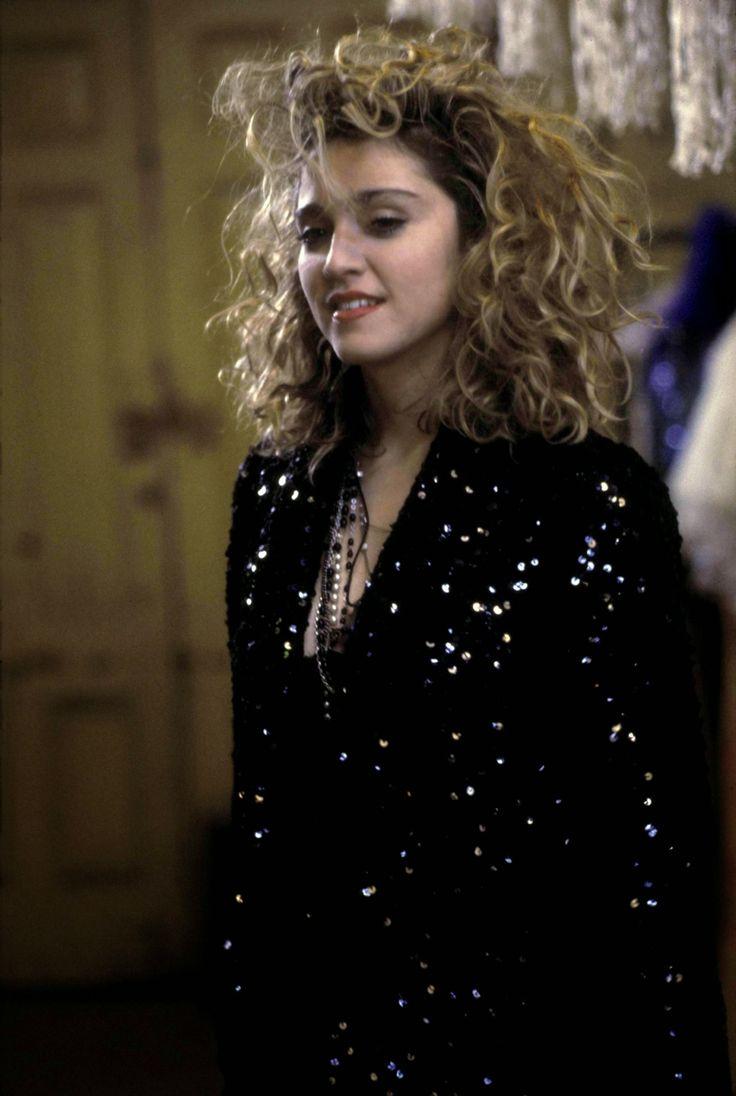 Madonna as Susan in Desperately Seeking Susan 1985.