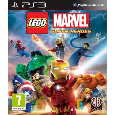LEGO Marvel Superheroes PS3 - PlayStation 3: compra e venda de Jogos PlayStation 3: novos ou usados na Fnac.pt