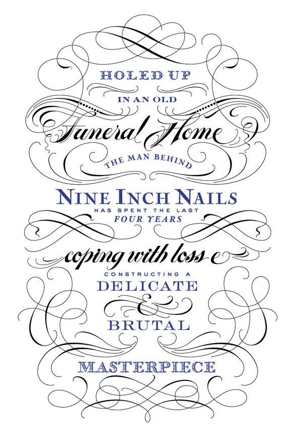 Calligraphic Flourishes Fonts Calligraphic Elements