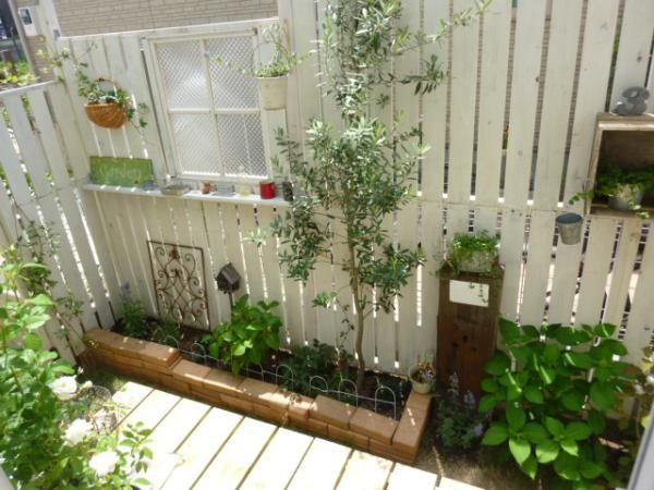 Pallet Fence Diy Privacy Screens