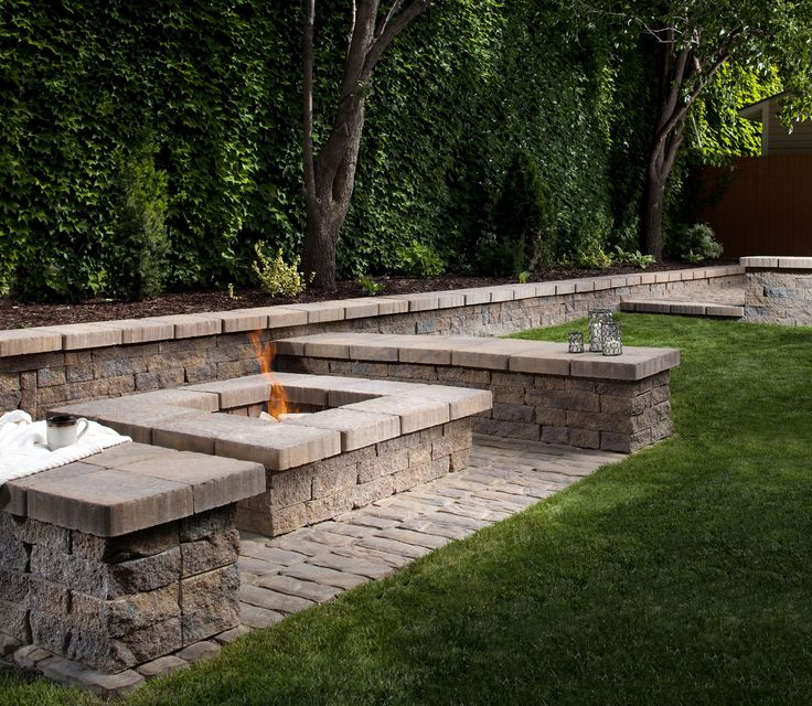 10 Landscape Mistakes To Avoid When Decorating Your Backyard: 110 Best Images About Patio's & Fire Pits On Pinterest