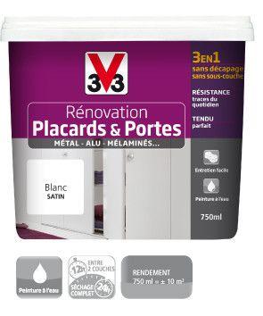 V33 rénovation Placards & Portes
