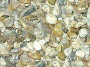 Chippings gravels pebbles: Ocean flint 20mm-30mm bulk bag