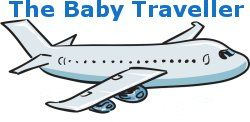 The Baby Traveller - tips for air travel with an infant