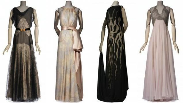 Платье мадлен вионне