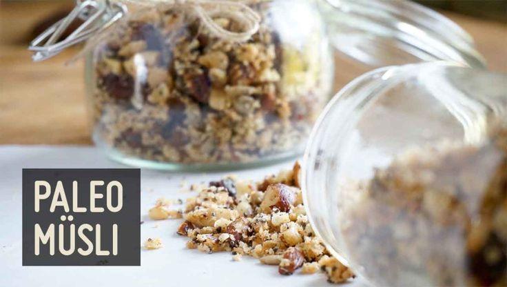 Paleo Müsli: Ohne Zucker und Getreide – Paleo360.de