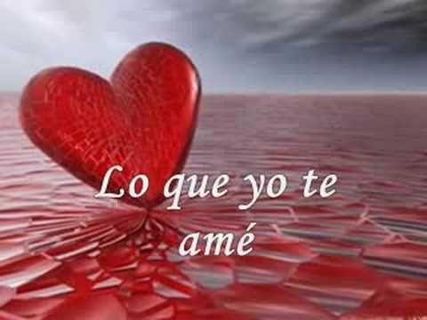 Como Yo Te Amé - Luis Miguel (+playlist)