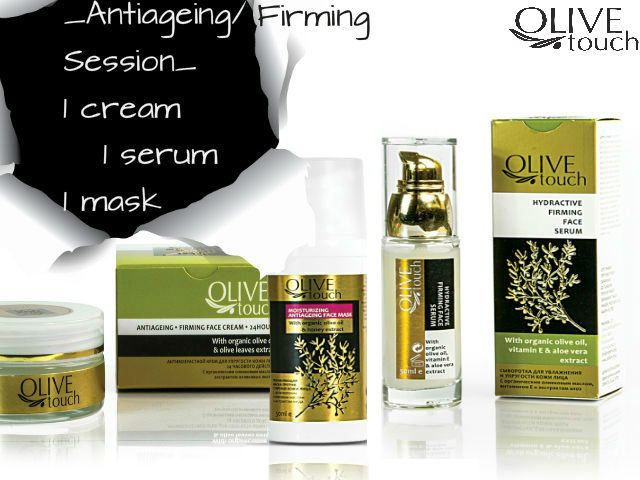 #firmingserum #antiageingcream #antiageingcream #firmingmask #hydractivemask #beauty #naturalcosmetics #olivetouch
