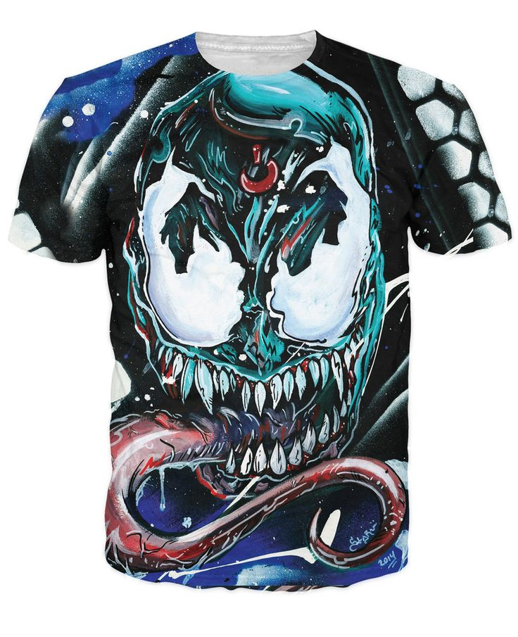 Venom ZOMBIE T-Shirt //Price: $19.00 & FREE Shipping //     #batman #deadpool #marvelc #dc