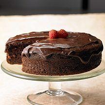 Chocolate Diet Coke Cake