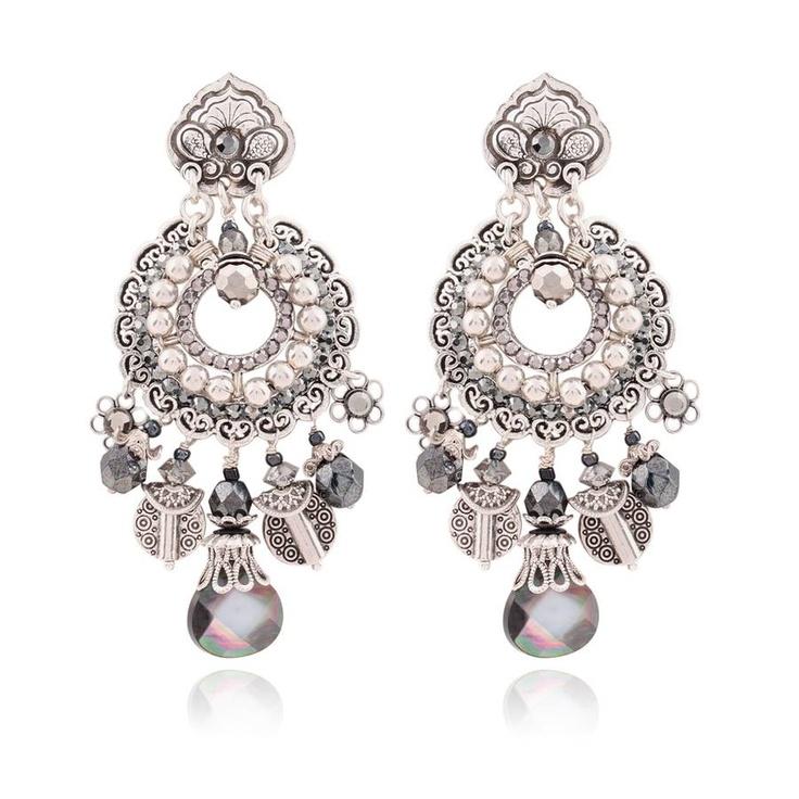 Gas Bijoux - Aicha large size earrings