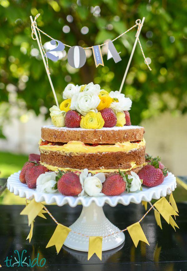 Easy Elegant Cake