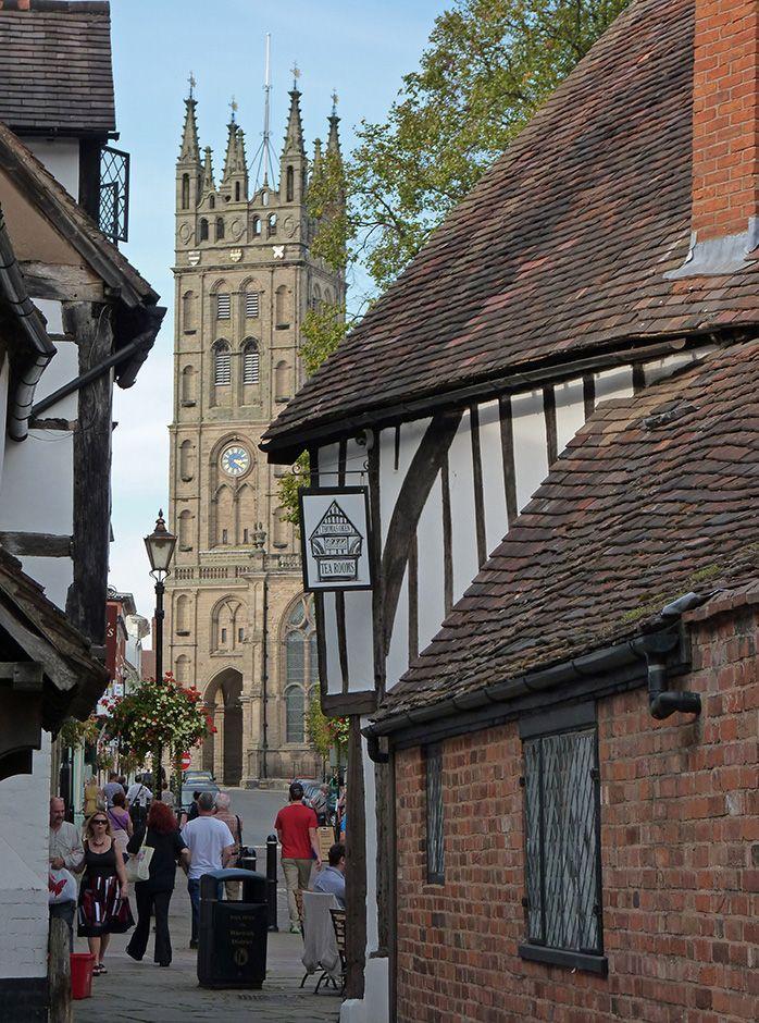 Warwick England