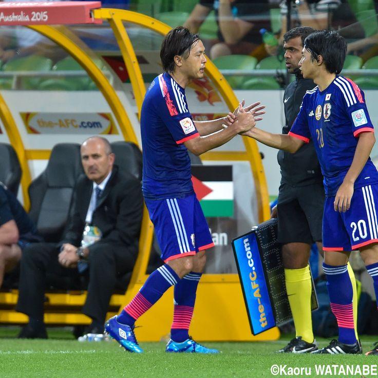 2015/1/20 アジアカップ2戦目 アジア杯D組 日本2-0ヨルダン メルボルン 柴崎岳 日本代表公式戦デビュー