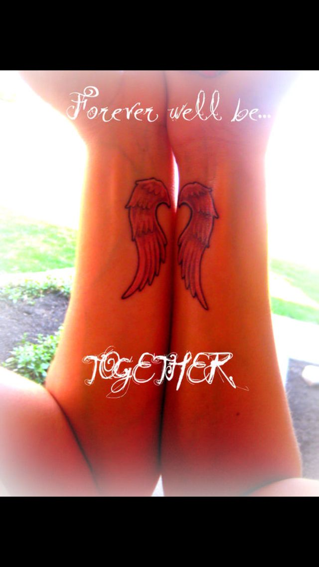 Our Mother daughter tattoos :) love my mama !
