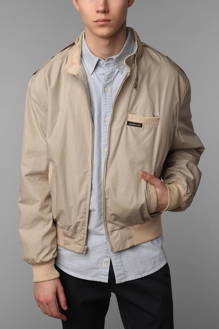 Members Only Vintage Jacket 9