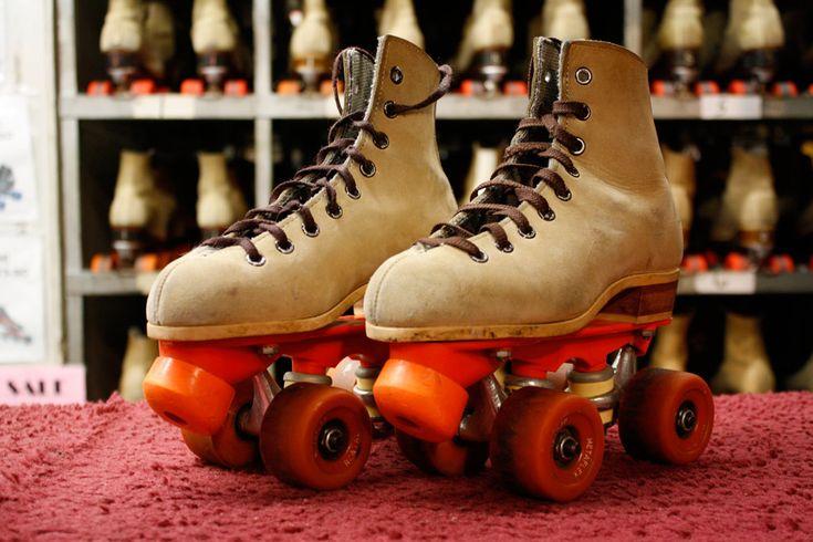 Conventional Skates