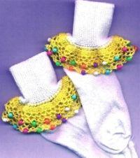 Ravelry: Crochet Hat w/Ruffled Edging pattern by AnnaLu