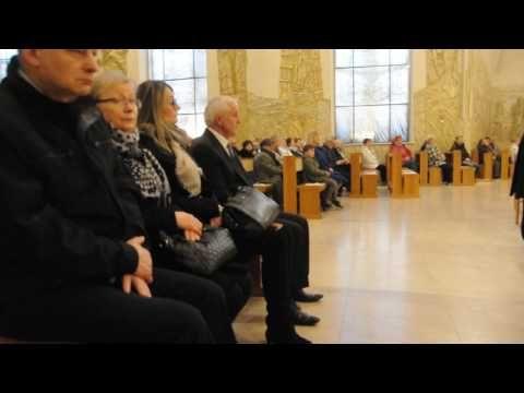 muzyczne  oratorium w Albercie