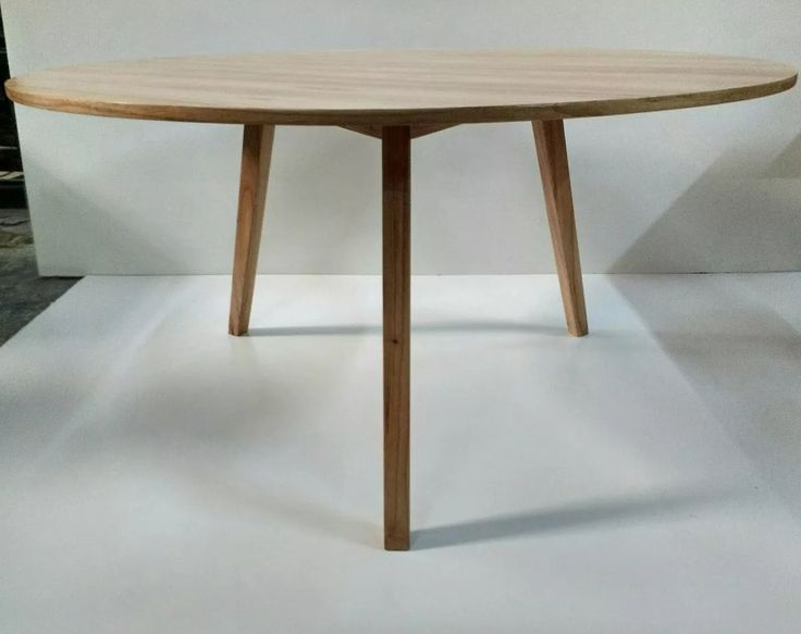 m s de 1000 ideas sobre comedor redonda en pinterest On mesa comedor escandinava