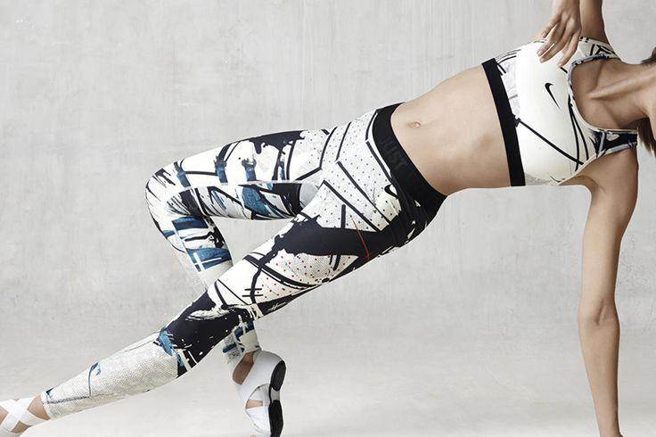 JFS x NikeLab 2015 Summer Women's Training Collection
