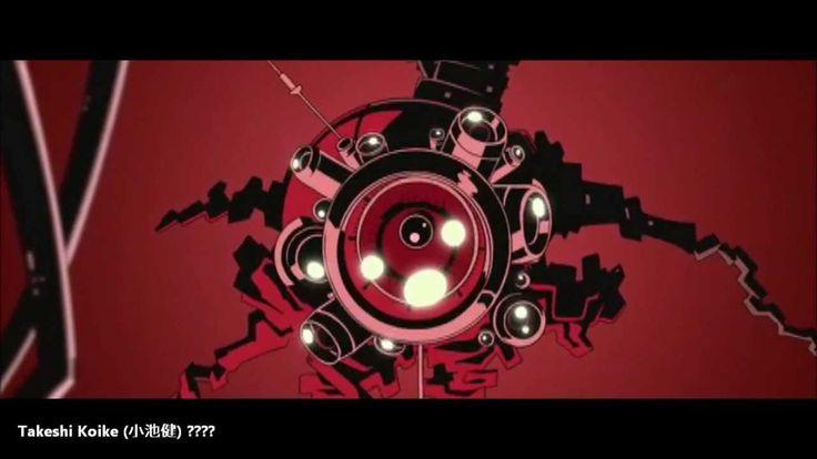 3-Dimensional 2D Animation Sakuga MAD