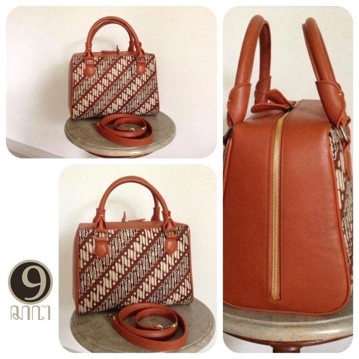 Arimbi vintage style with batik lereng pattern