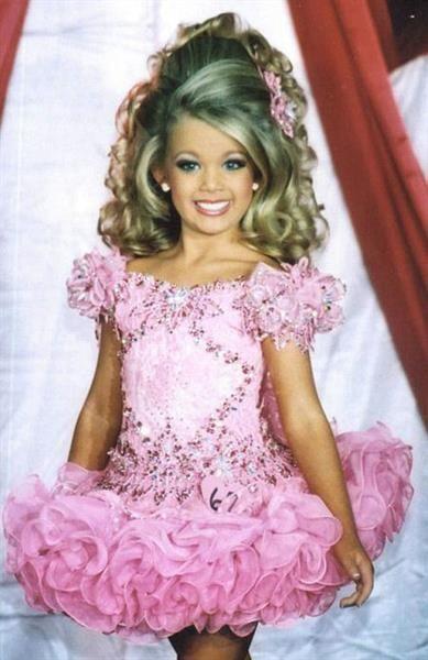 Детское платье для конкурса красоты