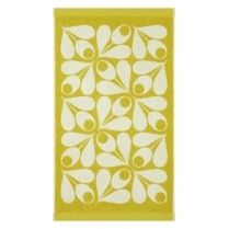 Orla Kiely Acorn Cup towels