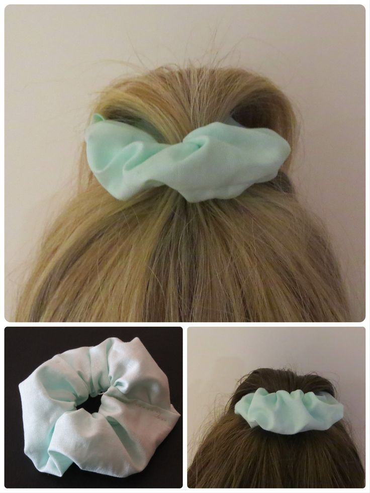 Mint Condition - hair scrunchie! Available @  https://abbeydrew.wixsite.com/abbeydoo