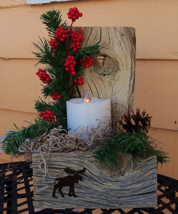 Christmas Country Decor