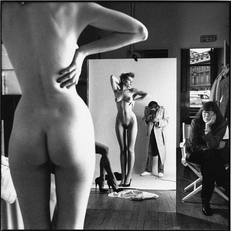 Retratos, de Helmut Newton, un juego de seducción
