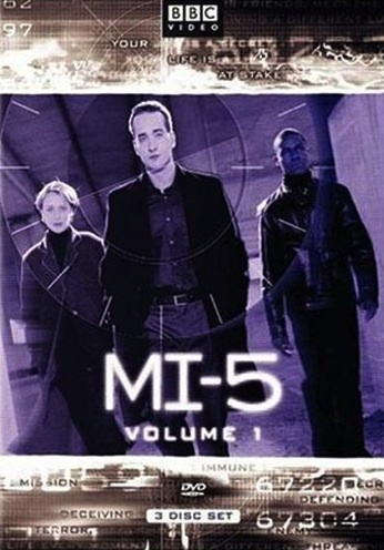 MI5 or Spooks in the UK. Season 1, 2 and part of 3.