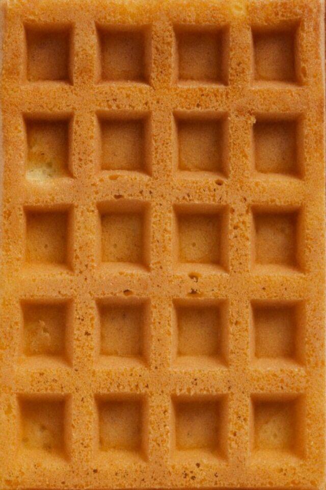 Waffle wallpaper!!! Yummi