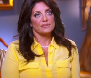 Kathy Wakile addresses divorce rumor, laughs off Real Housewives divorce curse