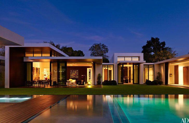 Celebrity homes: Alex Rodriguez modern Miami villa