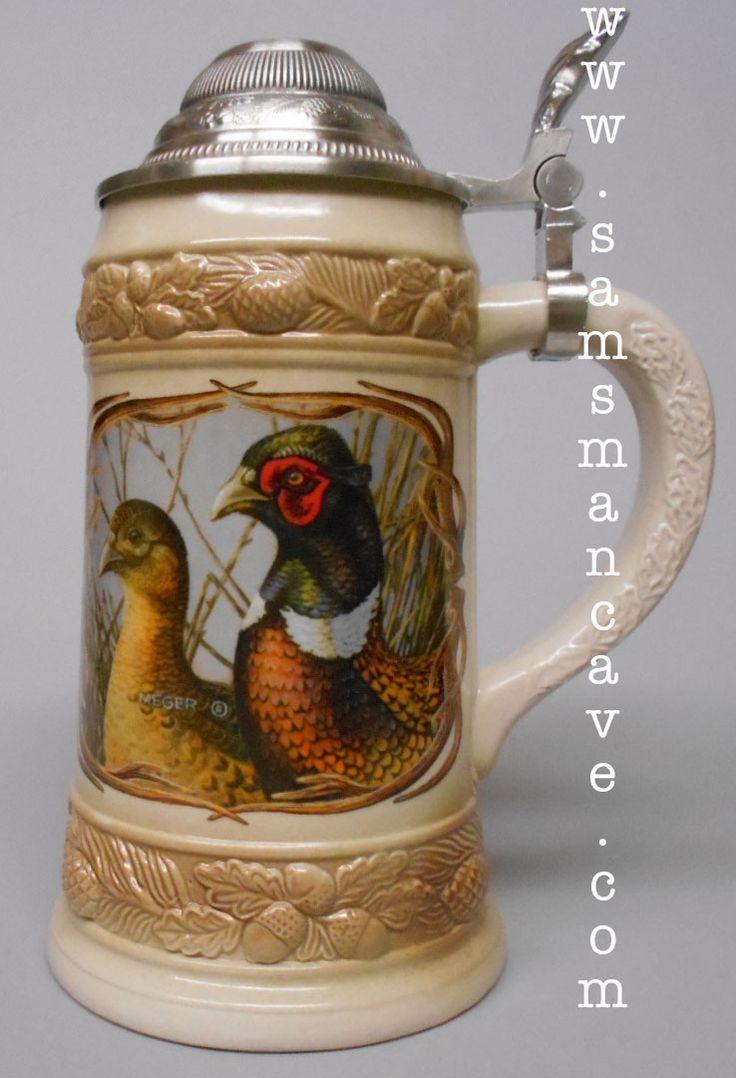 Meger Pheasant Stein 4218