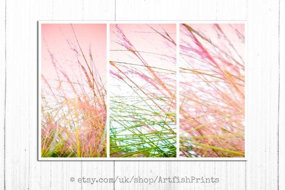 SERENITY  Beach Grasses  Decorative Wall Art  by ArtfishGallery
