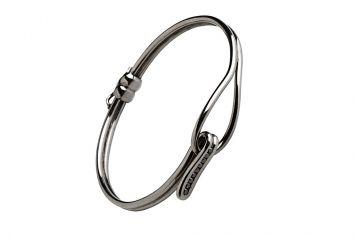 Anil Arjandas Wristgame bracelet in Black gold