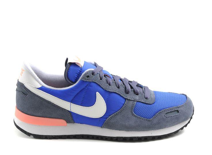 Nike Air Vortex Retro Prize Blue / Summit White / Dark Armory Blue / Atomic   #Want