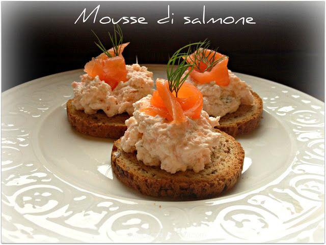 Vivi in cucina: Mousse di salmone