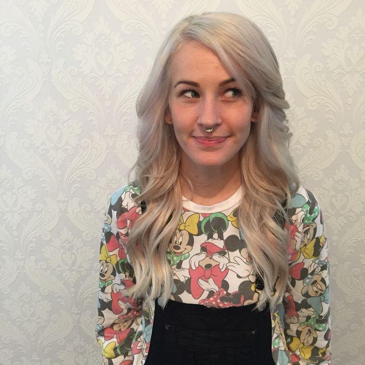 Pastel Blonde Remi Weave Extensions  www.chillicouture.com.au
